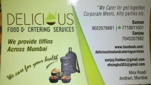 Delicious Food & Catering Services