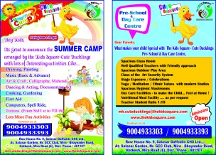 Best Pre school and Day care Centre in Mira Road